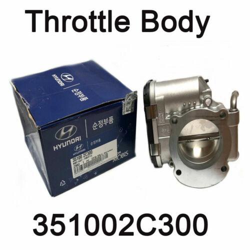 NEW Genuine Throttle Body OEM 351002C300 for Hyundai Genesis Coupe 2.0L 10-14