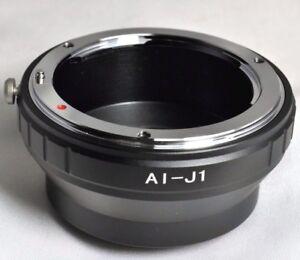 Nikon-F-Lens-Ai-Ai-s-to-Nikon-1-camera-Mount-adapter-Ring-V2-J2-J4-S2-AW1