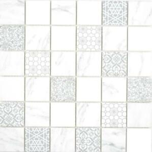 GLAS-Mosaik-ECO-carraraweiss-Wand-Kueche-Dusche-Rueckwand-Fliesenspiegel-WB16-0202