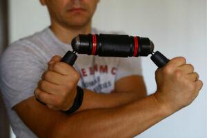 Armtrainer / Handtrainer /  Bison Delux - Einstellbar - Metall -