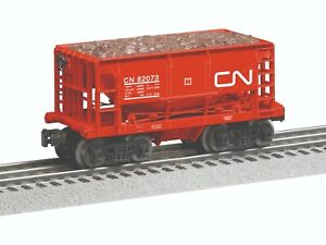 Lionel-6-82073-Canadian-National-Ore-Car-82073-Factory-New-in-Box-C-10-gn