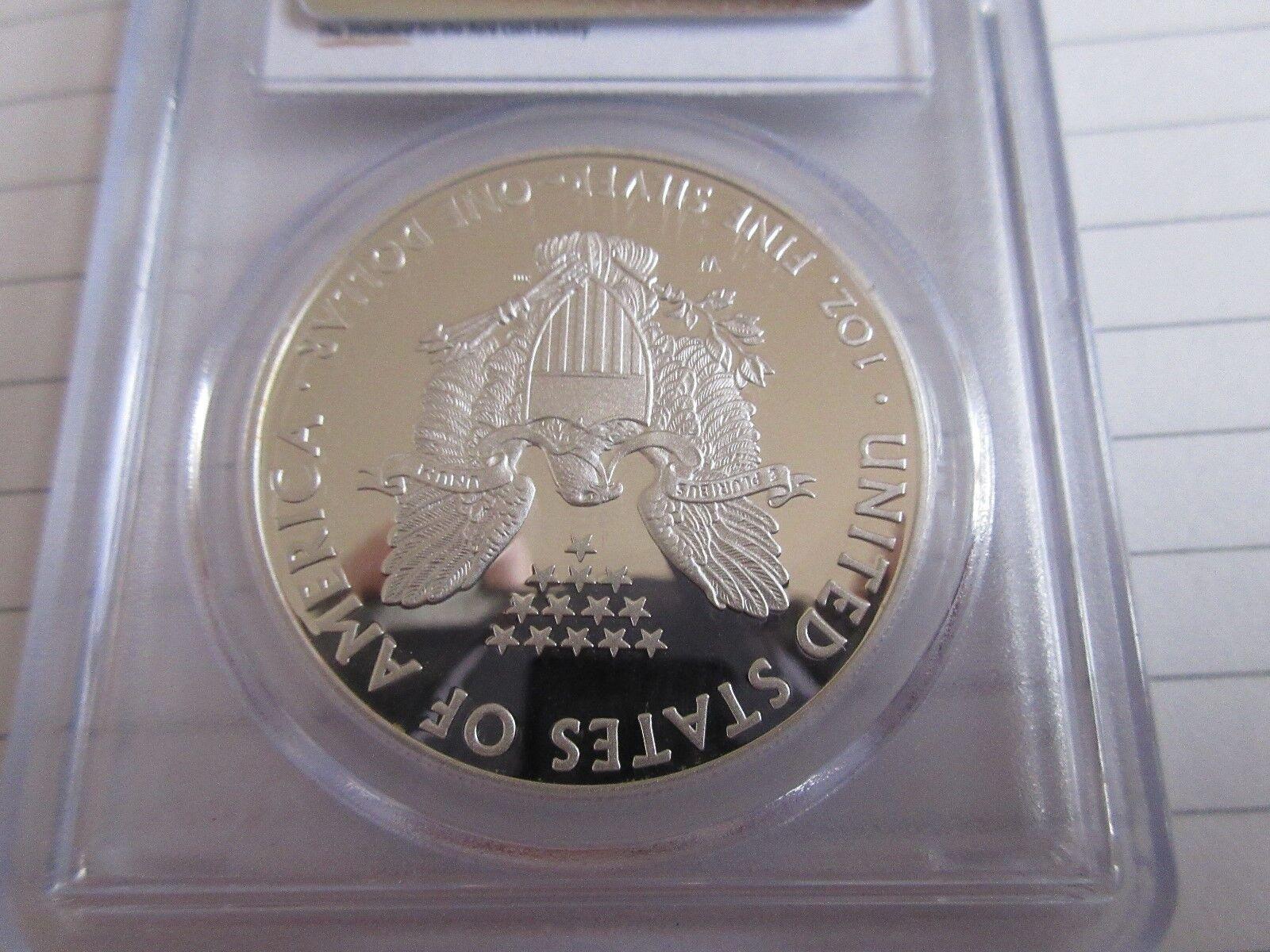 2011-W , Silver Eagle , PCGS , PR 70 DCAM , $1