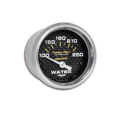 Auto Meter 4737 Water Temperature Gauge 2 116 100 250 Deg F Electric