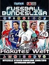 Topps-liga 2009/2010 sticker - 10 sticker