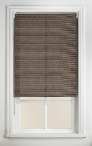 Integra Déclaration collection Texturé Stores Noir//Marron//Gris 4 largeur
