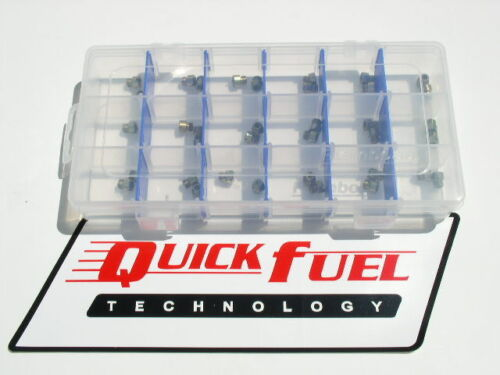 DEMON QUICK FUEL HOLLEY JET KIT 73-90 2 EACH IN CASE FREE USA SHIPPING