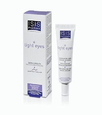 Isis Pharma Light Eyes Dark Circles 15ml Ebay