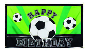 LARGE-150CM-HAPPY-BIRTHDAY-FOOTBALL-BANNER-FLAG-PARTY-DECORATION