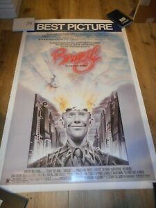 BRAZIL-ORIGINAL-SINGLE-SIDED-ROLLED-POSTER-1985-TERRY-GILLIAM
