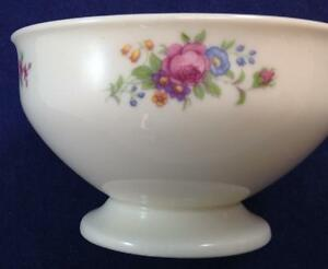LENOX-LENOX-ROSE-Mayonnaise-Bowl-GREAT-CONDITION
