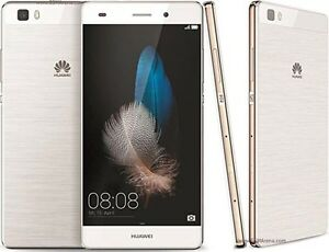 New-deverrouille-Huawei-p8-LITE-5-034-16-Go-13mp-4-G-LTE-Poison-Genuine-2-SIM-white-gold