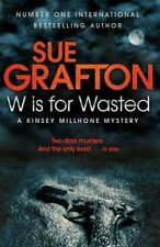 W is for Wasted, Grafton, Sue, New Book