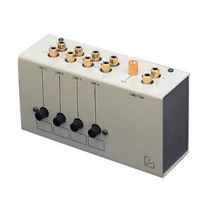 New-Luxman-ligne-Selecteur-AS-4III-Japan-import-avec-suivi