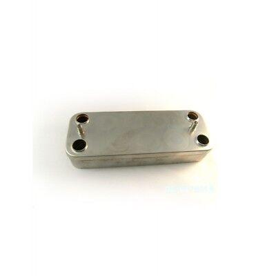 248048 16 PLATES MAIN COMBI 25 30 ECO /& ECO ELITE BOILER DHW HEAT EXCHANGER