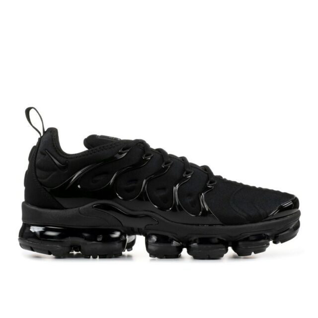 new style 5a865 2110e Nike Air Vapormax Plus 924453004 black halfshoes
