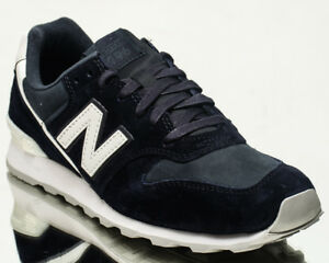 11bc6e401002f New Balance WMNS 996 NB women lifestyle shoes navy white cream WR996 ...