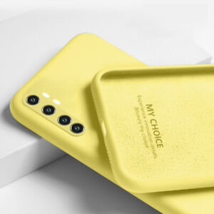 Per Xiaomi Redmi Note 9s 8 PRO 8T 8A 10 9 A3 Mi in silicone morbido caso Liquid COVER