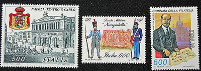 Schlussverkauf Italien Briefmarke cyn3 Yvert Und Tellier Nr.1762 à 1764 N