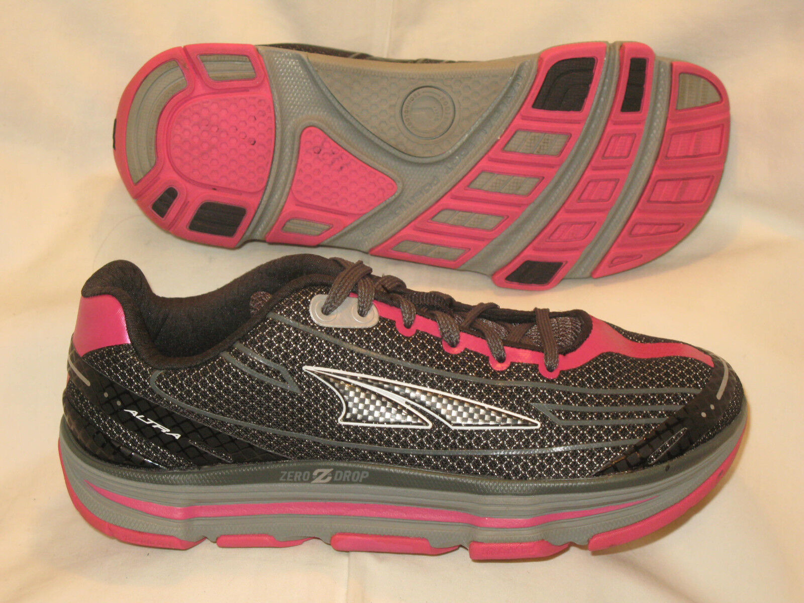 Altra Repetition Running Training shoes Womens Sz 7  w Zero Drop