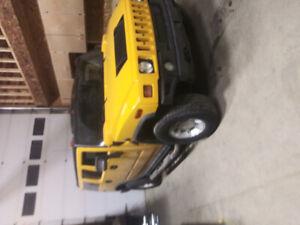2006 Hummer H2 285k