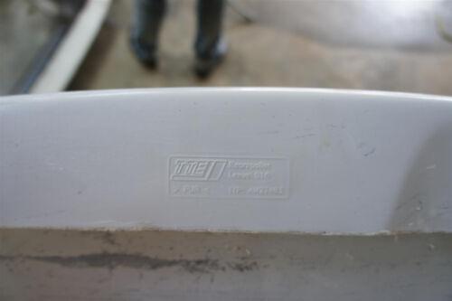 For JDM Aristo JZS161 gs400 TTE Flush ducktail deck spoiler wing 98-01/'