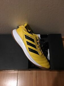 innovative design 60868 19489 Image is loading Kith-x-Adidas-Soccer-Copa-Mundial-Turf-Trainer-