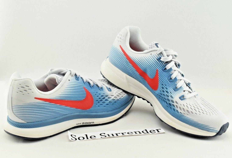 Nike - air zoom pegasus 34 - Nike 39 - 880555-016 usa rosso grigio grigio - blu correre 0ab673