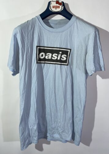 Oasis Vintage 90x T Shirt Definitely Maybe Size M