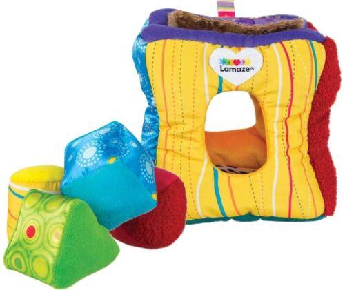 Lamaze SOFT SORTER Baby Developmental Toy Brand New