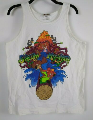 Vintage Splash Mountain Walt Disney World Tank Top