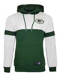 half off a8757 acc96 NFL Green Bay Packers Hoodie Mens ALL SIZES Hooded Top ...