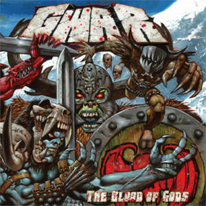 Gwar-The-Blood-of-Gods-CD-2017-NEW-Incredible-Value-and-Free-Shipping