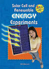 Solar Cell and Renewable Energy Experiments by Ed Sobey (Hardback, 2011)