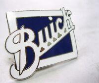 Small Buick Authentic Radiator Emblem 1-1/4 X 1-3/4