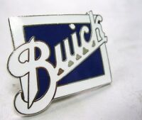 Classic Small Buick Authentic Radiator Emblem 1-1/4 Tall X 1-3/4 Wide Buick