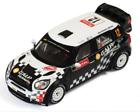 Mini John Cooper Works Model Rally Car 1 43 2012 IXO Araujo Monte Carlo RAM496 K