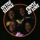 Circle of Love [40th Anniversary Special Edition] by Sister Sledge (CD, Jan-2016, Cherry Red)