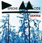 Depeche Mode CD Heaven 5 Track Remixes 3 PG Promo Info Sheets UNPLAYED