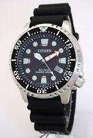 Citizen ECO-DRIVE PROMASTER DIVER'S 200M  ISO 6425 Taucheruhr BN0150-10E