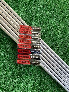 KBS-C-Taper-130-X-Stiff-Shafts-Certified-Dealer-4-P-7-Pieces-355-Taper-Tip