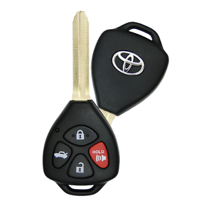 HYQ12BBY 4D 67 2 Fits 2006-2011 Toyota Camry Corolla Remote Head Key Trunk