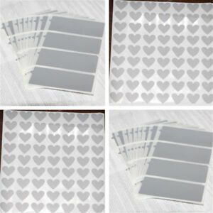 Details about Sheet Silver Adhesive Scratch Off Labels Stickers Rectangle  Games Cards Tickets
