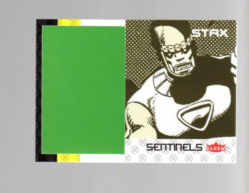 2018 Fleer Ultra X-Men  STAX Bottom Layer 9C card