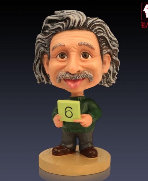 Royal Bobbles Jesus Christ Bobblehead Royal Bobbles Http: Scientist Albert Einstein Bobble Head Cartoon Doll Action