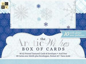 Die-Cuts-With-View-The-Arctic-Wishes-Box-of-Cards-CP-002-00890R