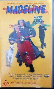 MADELINE-Movie-VHS-Family-Comedy-Film