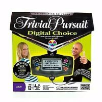 Trivial Pursuit Digital Choice Electronic Game Download Your Own Questions