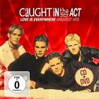 Love Is Everywhere-Greatest Hits.2CD+DVD von Caught in the Act (2013)