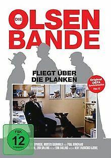 Die Olsenbande fliegt über die Planken von Erik Balling | DVD | Zustand gut
