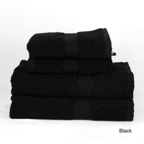 100% COTTON PLAIN TOWELS FACE HAND BATH TOWEL & LARGE JUMBO BATH SHEET